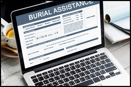 sample letter asking financial assistance for burial ...