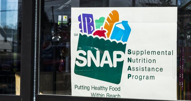 SNAP Recipients about your February Benefits