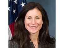 DHS Director Laura Zeilinger